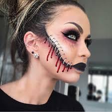 Resultado de imagem para fantasy halloween makeup ideas