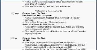 Resume Examples 0d Skills Example Of