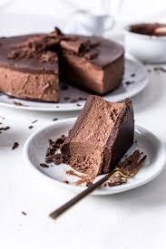 chocolate cheesecake ohne backen eine unverschämte schokobombe