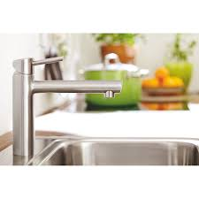 grohe einhand küchenarmatur concetto supersteel