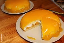 pfirsich maracuja torte oder der split kuchen suessundselig