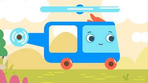 Best Cartoons For Children - Helicopter - Magic Pik - Cars & Trucks ...