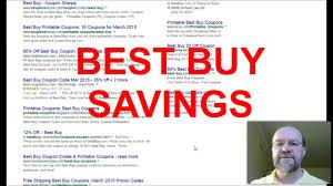 Printable Best Buy Coupons - Easy Savings