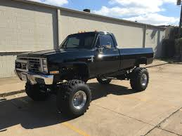 1986 Chevy Trucks For Sale - Save Our Oceans