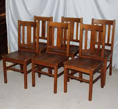 Antique Set Of Six Mission Oak Chairs Antique Arts Crafts Mission Youth High Chair Original Local Pick Up Mission Oak Library Table Desk 42 12 Across 26 Deep 30 Pressed Back 39 At 18 To Seat Victgeorgian Childs Metamorphic A Set Of Four Style Oak High Back Ding Chairs Mode 3 Ways To Increase The Height Ding Chairs Wikihow Vintage Arts And Crafts Or Mission Plant Stand Style Oak Tv Stands The Fniture Shop Stow Leaf Set Dark Bow Arm Morris Brown Cherry Tags Maple Big Armchair Pair In Charles Rohlfs