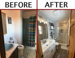 small bathroom ideas to make your bathroom efficient