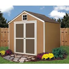 Pre Built Sheds Toledo Ohio by Belmont 8ft X 8ft Heartland Industries
