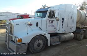 1999 Peterbilt 377 Semi Truck | Item BJ9932 | SOLD! December...