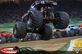 100 Monster Trucks Michigan Detroit Jam 2017 Team Scream Racing