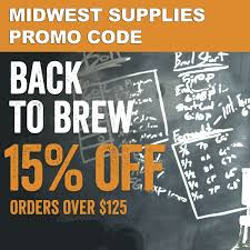 September Promo Codes For MidwestSupplies.com | Home Brewing ...