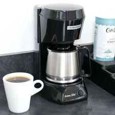 Carafe Coffee Maker Beach 4 Cup With Auto Shut Off And Stainless Steel Cuisinart Perfectemp Thermal 12