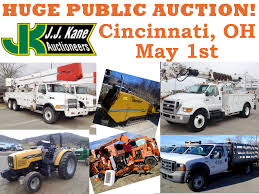Cincinnati, OH, Huge Public Auction Thursday, May 1st, 2014, Fleet ... Inventory 2001 Gmc C7500 Forestry Bucket Truck For Sale Stk 8644 Youtube Used Trucks Suppliers And Manufacturers Tl0537 With Terex Hiranger Xt5 2005 60ft 11ft Chipper 527639 Boom Sale Bts Equipment 2008 Topkick 81 Gas 60 Altec Forestry Chipper Dump Duralift Dpm252 2017 Freightliner M2106 Noncdl Gmc In Texas For On Knuckle Booms Crane At Big Sales