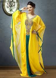 Latest Pakistani Kaftan Dresses Advertisement