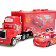 Spesifikasi Harga Cars Lightning McQueen And Mack Truck Terbaru ...