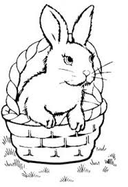 Some Of The Best Bunny Coloring Pages Rabbit On Internet And