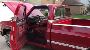100 1986 Chevy Trucks For Sale C10 Silverado 33K ORIGINAL MILES Sale At Www