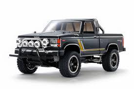 100 Rc Truck Bodys Tamiya 47361 Landfreeder Matte Black Special CC01 Tamiya USA