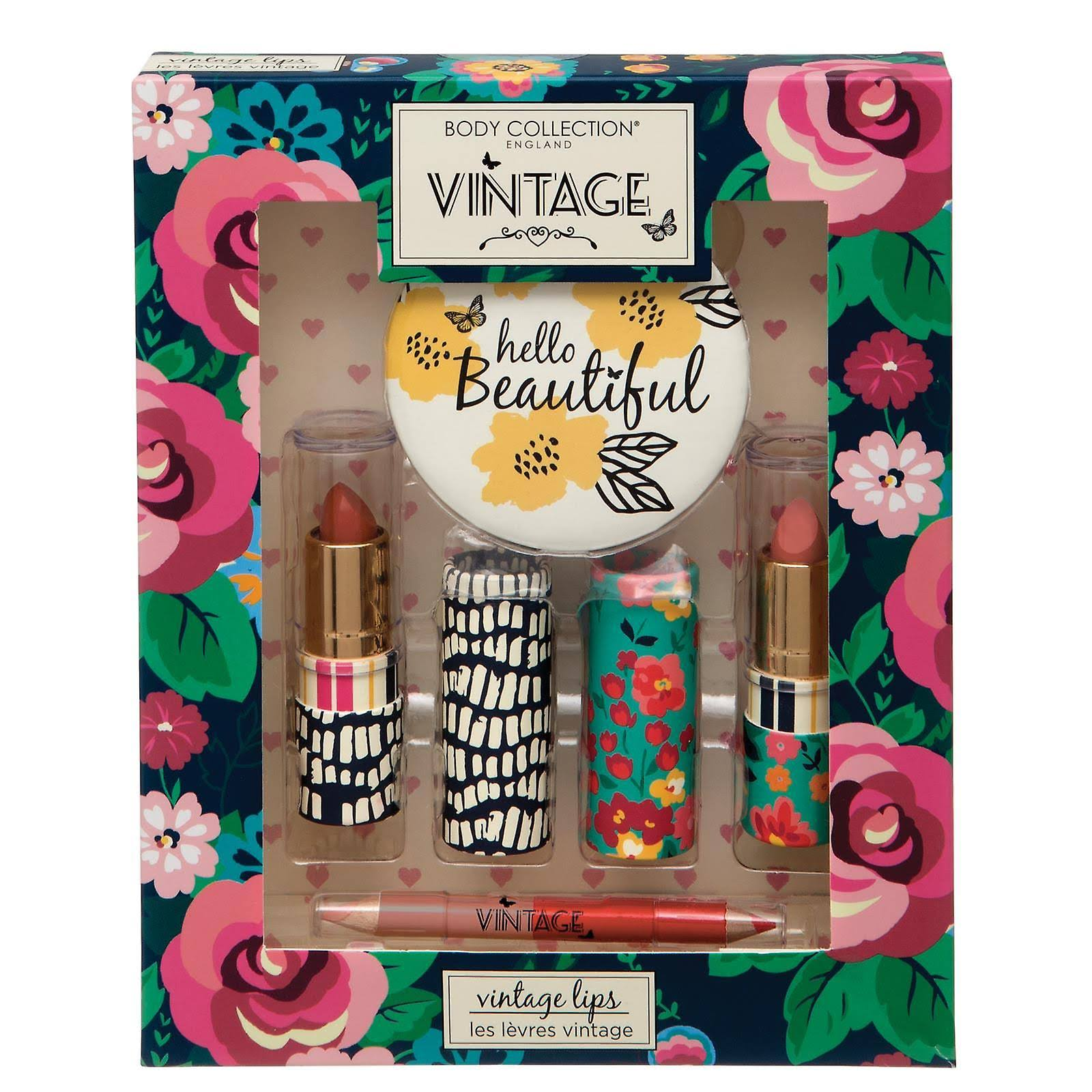 Body Collection Vintage Lip Kit