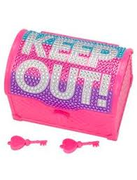 Shop Keep Out Treasure Chest And Other Trendy Girls Organization Room At Justice Find The Cutest To Make A Statement Today