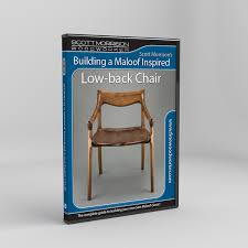 Sam Maloof Rocking Chair Plans by Build A Maloof Inspired Low Back Chair With Scott Morrison