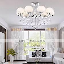 modern contemporary chandelier for living room bedroom dining room