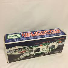 2001 Hess Toy Truck Helicopter With Motorcycle And Cruiser | EBay The Hess 2014 Toy Truck For Sale Jackies Store Trucks Classic Toys Hagerty Articles And Race Cars App Best Resource Combined Estate Auction Banks Fniture And More Trice Auctions With Jet Gallery 2018 Storytime Janeil Hricharan Trucks One Of The Hottest Toys Holiday Season Chicago Vintage Wbox Early Model 75 76 17337863 1970s Sears Roebuck Company Collectors Weekly All Through Years Newsday