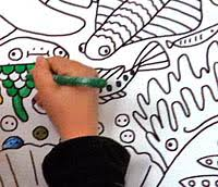 Biology Coloring Pages Worksheets