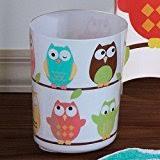 Cheap Owl Bathroom Accessories by Amazon Com Whooty Hoot Bathroom Accessories Collection Bath Rug