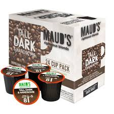 24 Pack Trial Box Mauds Righteous Blends K Cup Coffee Pods Various