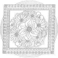 Dessin Fleur De Lotus Coloriage Fleur De Lotus Encre De Chine Sur