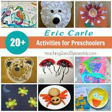 20 Eric Carle Crafts For Kids