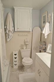 Shabby Chic White Bathroom Vanity by Revitalized Luxury Soothing Shabby Chic Bathrooms Bathroom