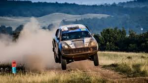 100 Porsche Truck This HighFlying Macan Race Exists And Now All Is