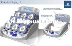 Plastic Counter Display Manufacturers In