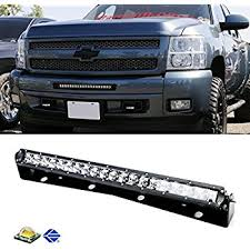 country 70523 20 inch single row led light