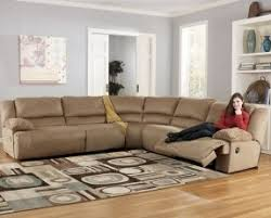 Gray Sectional Sofa Ashley Furniture by Sectional Sofas Ashley Furniture U0026 Vista Chocolate Casual
