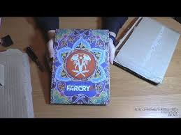 Far Cry 4 Collectors Edition Guide Unboxing