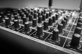 Console Live Music Production Sound Volume 4k Wallpaper And