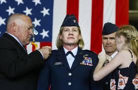 New briga r general is first woman mander of Utah Air