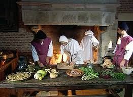 cuisine moyen age search food history