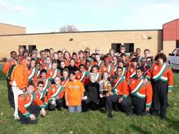 Sycamore Pumpkin Fest Flag by Plainfield East H S Band Takes Home Top Honors From Sycamore