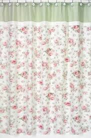 shabby chic blue rose curtain blue roses shabby and rose