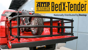 Amp Bed Extender by Bed X Tender Truck Accessories Featuring Line X And Truck Gear