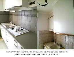 cuisine avec presqu ile peinture resine meuble de cuisine peinture resinence meubles
