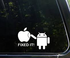 2018 Android Fixed It! Funny Car Window Wall Decal / Sticker Apple ... Business Signs Vehicle Wraps Car Boat Marine Vinyl Installers Rc Truck Racing Police 911 Chevy Caprice Car Decals I Love Sushi Funny Window Windshield From Amazon My Hugo Estrada Google Zombies Decalzombie Decal Stickers Fender Stripes Graphics Race Cars Boats 2 Flames 8 Custom Auto Stick 3d Frog Car Stickers Sticker Great Deals On Truckers Wife And Amazoncom Decalgeek Heart With Dog Paw Puppy Catherine M Johnson Homes How To Make Food Truck Sticker Lorry Wrapping