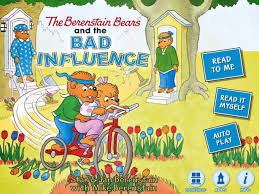 The Berenstain Bears Christmas Tree Book by Ipad Book Apps About Bears