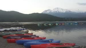splash zone canoe and kayak rentals Picture of Lake Siskiyou