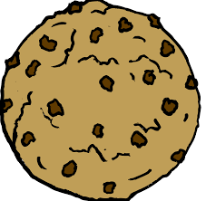 Biscuit clipart drawing 4