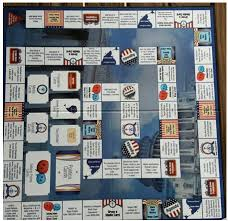 Many Attendees At This Years APSA Annual Meeting Were Given A Free Copy Of Agenda Board Game That Claims To Be The Culmination Journey