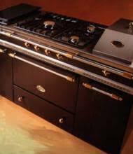 piano cuisine lacanche cuisinières et pianos de cuissons à toulon le poêle à bois